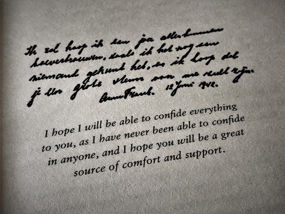 Anne Frank's Diary (2)
